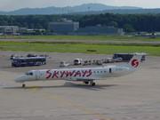 Embraer ERJ-145EP (SE-DZD)