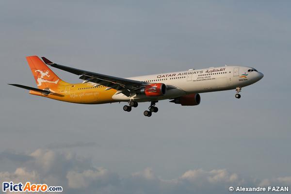 Airbus A330-302 (Qatar Airways)