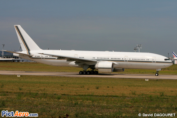 Boeing 777-2AN/ER (Eastern Skys Ltd)