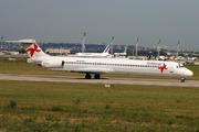 McDonnell Douglas MD-83 (DC-9-83) (SE-DLV)