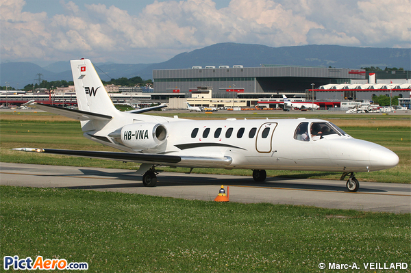 Cessna 560 Citation Ultra (Speedwings)