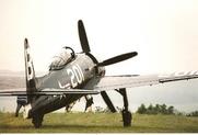 Grumman F8F-2P Bearcat (G-RUMM)