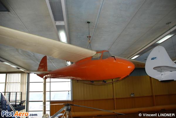Meise Olympia (Musée de l'Air et de l'Espace du Bourget)