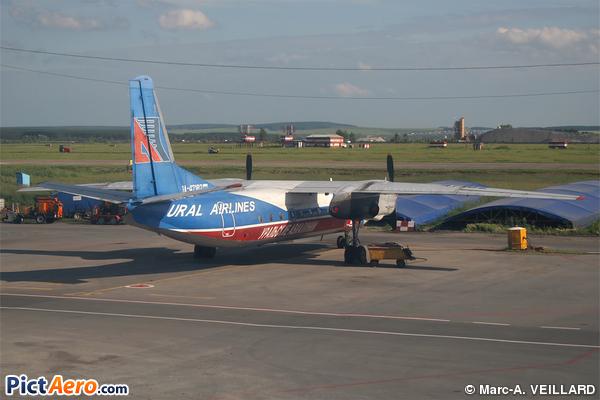 Antonov An-24V (Ural Airlines)