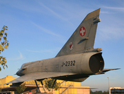 Dassault Mirage IIIS (J-2332)