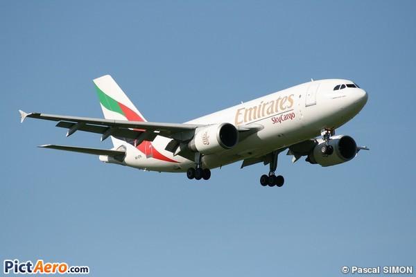 Airbus A310-308/F (Emirates SkyCargo)