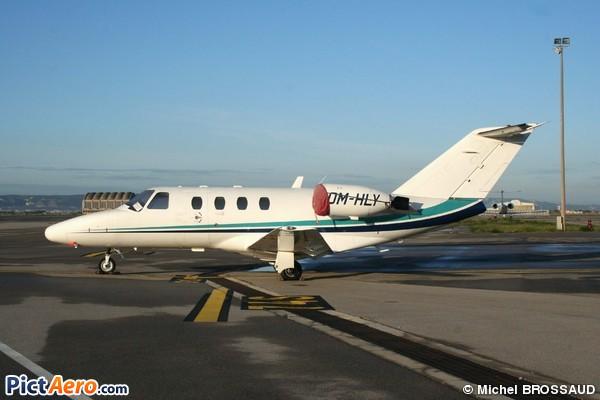 Cessna 525 CitationJet CJ1 (Seagle Air)