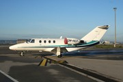 Cessna 525 CitationJet CJ1 (OM-HLY)