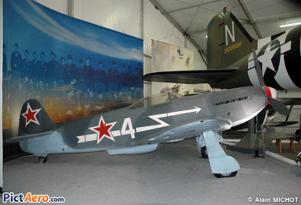Yak-3 (Musée de l'Air et de l'Espace du Bourget)