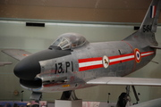 North American F-86K Sabre