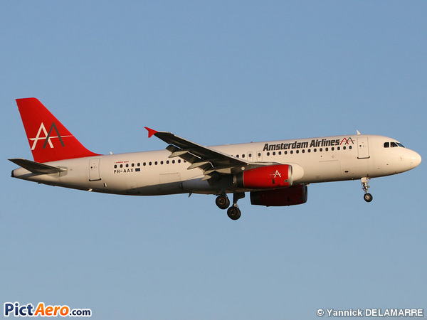 Airbus A320-231 (Amsterdam Airlines)