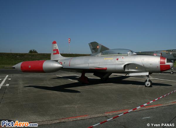 Canadair T-33A-N Silver Star 3 (CL-30) (France - Air Force)