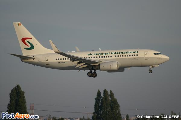 Boeing 737-7B6/WL (Air Sénégal International)