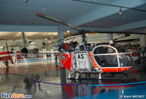 Aérospatiale SE-3130 Alouette II (France - Ministère de la Défense (CEV))