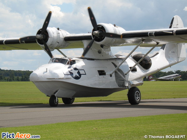 Canadian Vickers Canso PBY-5A (28) (Plane Sailing)
