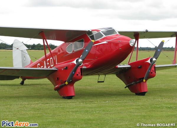 De Havilland DH-90A Dragonfly (NORMAN Alexander Jesse)