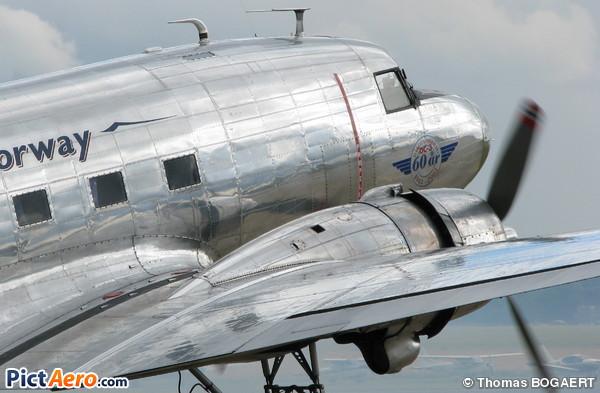 Douglas C-53D Skytrooper (DC-3A-457) (Dakota Norway)