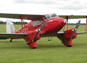 De Havilland DH-90A Dragonfly (G-AEDU)