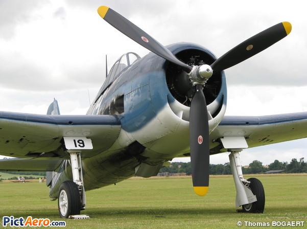 Grumman F6F-3 Hellcat (Patina Ltd)