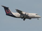 BAE Systems Avro 146-RJ85A (OO-DJR)