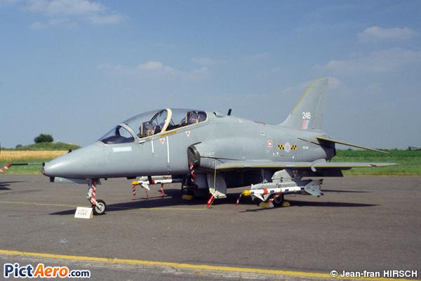 British Aerospace Hawk T.1A (United Kingdom - Royal Air Force (RAF))