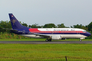 Boeing 737-3L9 (PK-CJS)