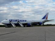 Boeing 747-346 (VP-BGU)