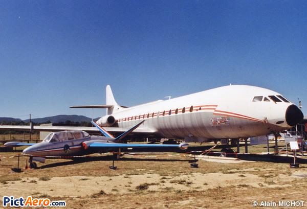 Sud SE-210 Caravelle III (France - Ministère de la Défense (CEV))