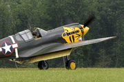 Curtiss P-40N Kittyhawk (G-KITT)