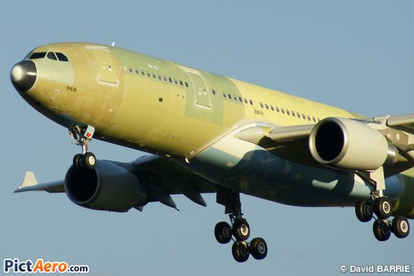 Airbus A330-203MRTT - RAAF