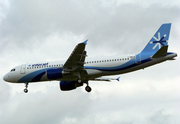Airbus A320-233 (F-WWBE)