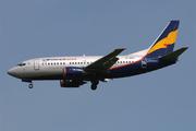 Boeing 737-5Q8 (VP-BVU)