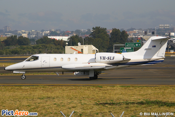 Learjet 36A (PEL-AIR AVIATION)