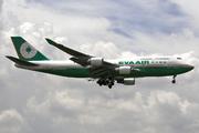 Boeing 747-45E/SCD (B-16412)