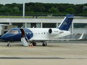 Canadair CL-600-2B16 Challenger 604 (P4-AVJ)