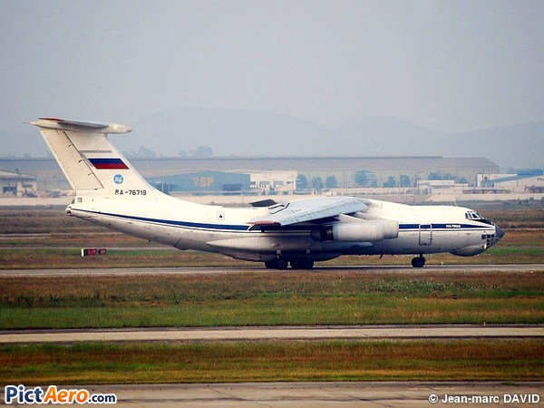 Ilyushin IL-76MD (Russia - Government)