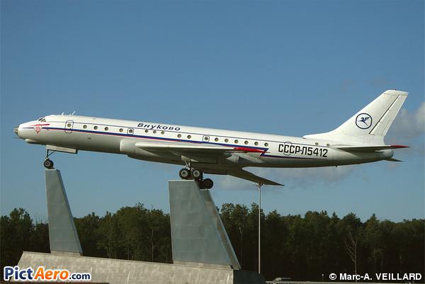 Tupolev Tu-104B (Aeroflot)