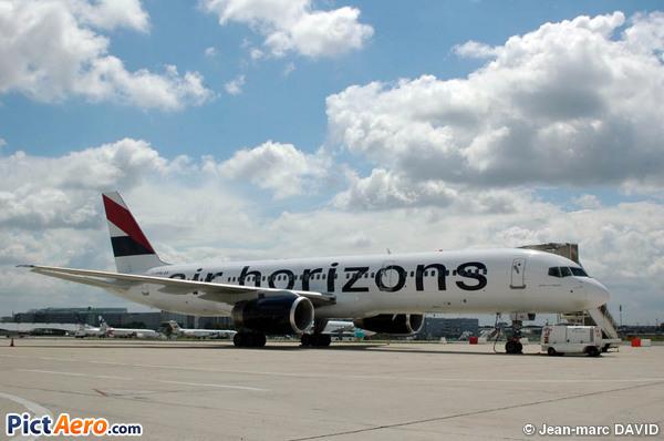 Boeing 757-23N (Air Horizons)
