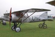 Morane-Saulnier MS A-I Master (F-AZAN)