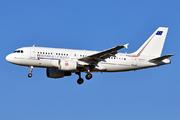 Airbus A319-112/CJ (MM62243)