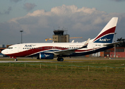 Boeing 737-7GL (5N-MJE)