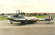 De Havilland DH-115 Vampire T55 (F-AZKF)