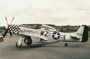 North American P-51D-20-NA Mustang (N351BD)