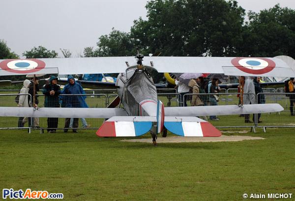 Nieuport 17 Scout (Inconnu)