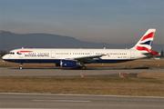 Airbus A321-231 (G-TTIF)