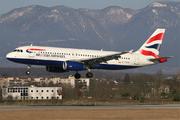 Airbus A320-232 (G-TTOE)