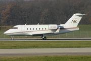 Canadair CL-600-2B16 Challenger 604 (VP-CNK)