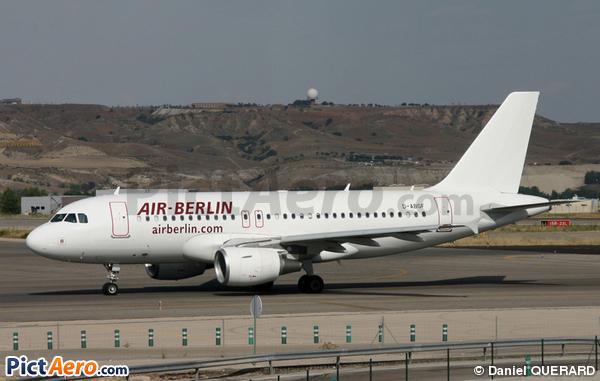 Airbus A319-111 (Air Berlin)