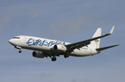 Boeing 737-800 (BBJ2/C-40) (5B-DBX)