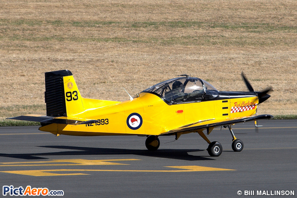 Pacific Aerospace CT-4 Airtrainer (New Zealand - Royal New Zealand Air Force (RNZAF))